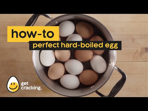 How-To: Make Hard-Cooked Eggs