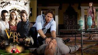Lauro va en busca de Alejandro para tratar de aclarar el problema que los tiene separados, pero María se encarga de informarle...