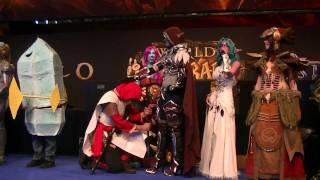 Blizzard Costume Contest @ gamescom 2011 (The Nerd Check)