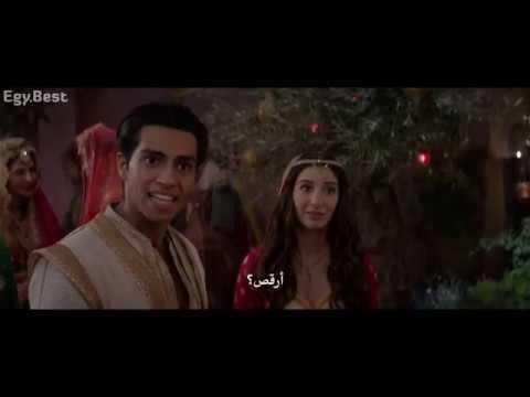 رقص مينا مسعود من فيلم Alaadin 2019