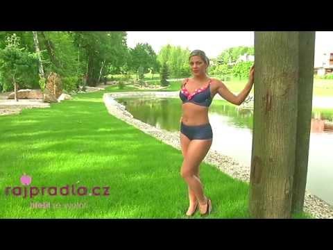 Vrchní a spodní díl plavek Dalia Phyllis K27 Big - rajpradla.cz