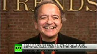 Gerald Celente: What's in store for 2011