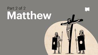 Matthew Ch. 14-28