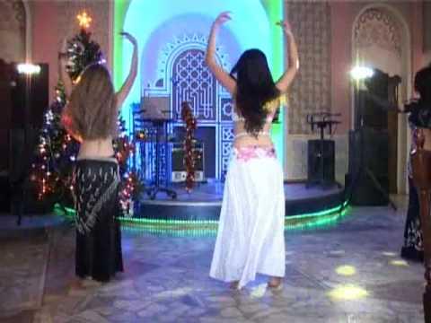 Flamenco Oriental by Dalida blandet magedans