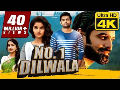 No. 1 Dilwala (4K Ultra HD) Hindi Dubbed Full Movie   Ram Pothineni, Anupama Parameswaran