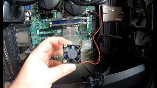 Un Mes con el dual Xeon Problemas
