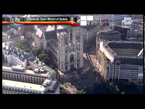 Télé 24 Live:  Spéciale Roi Philippe En direct de Belgique