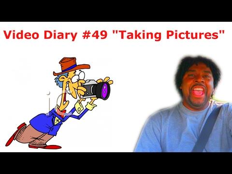 Taking Pictures 📕 David Spates Video Diary # 49