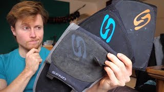 Best Knee Pad for Climbing? Gear Review by Mani the Monkey