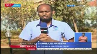 Mbiu ya KTN na Mashirima Kapombe  Octoba 25 2016