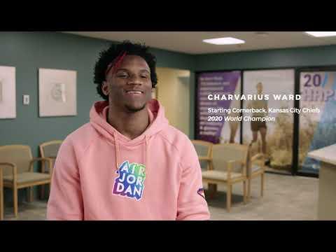 Kansas City Cornerback Charvarius Ward's LASIK Story