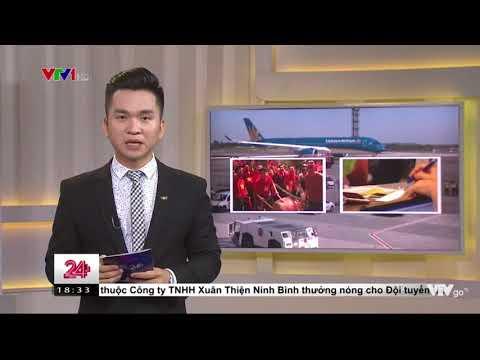 CĐV Được Tạo Điều Kiện Sang Trung Quốc Cổ Vũ U23 Việt Nam Thi Đấu Chung Kết - Thời lượng: 80 giây.
