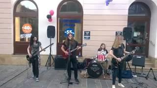 Video Thunderbell -  Crush 'em (Use the city 2017)