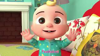 Peek A Boo Song | ABCkidTV Nursery Rhymes & Kids Songs