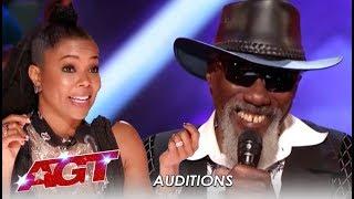 Video Robert Finley: Blind War Veteran SHOCKS The Judges With Original Talent! | America's Got Talent 2019 MP3, 3GP, MP4, WEBM, AVI, FLV Agustus 2019