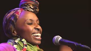 Naomi Wachira makes music plucked from her life and imbued with a sense of hope. With her Afro infused rhythms and simple ...