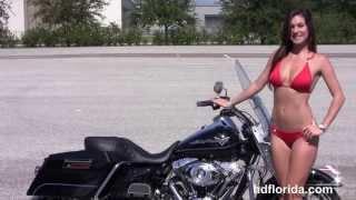 10. Used 2012 Harley Davidson FLHR Road King Motorcycle for Sale