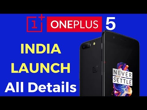 OnePlus 5 India Launch on June 22nd | All Details Here! [Hindi]