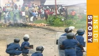 The US special envoy for Africa's Great Lakes region says Burundi is a the risk of descending into total chaos. Thomas Perriello is calling for urgent region...