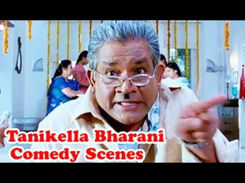 Tanikella Bharani Comedy Scenes || Back To Back Best Comedy Scenes || 02