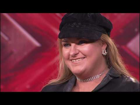 The X Factor 2004 | Dawn Audition | Series 4 | ITV