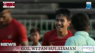 Video HIGHLIGHT INDONESIA U-22 VS MALAYSIA U-22 GOAL WITAN MP3, 3GP, MP4, WEBM, AVI, FLV April 2019