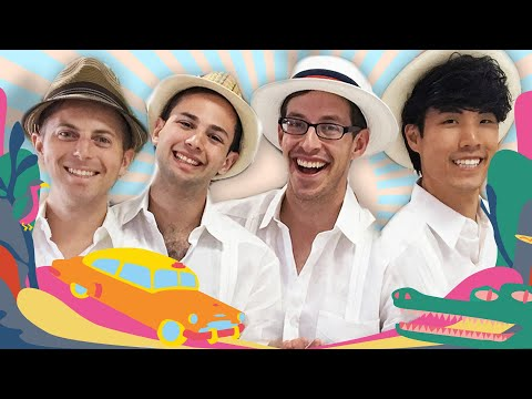 The Try Guys Try Cuban Miami