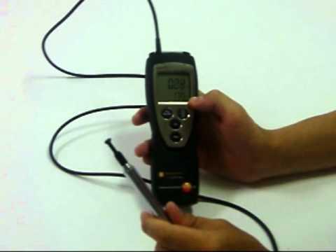 Термоанемометр testo 425 Артикул: 0560 4251. Производитель: Testo SE & Co. KGaA.