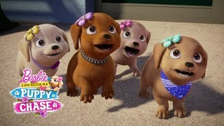 Nonton Barbie & Her Sisters in a Puppy Chase 2016 full movie in hindi Film Subtitle Indonesia Streaming Movie Download