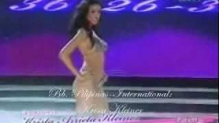 Binibining Pilipinas 2010... A Fearless Forecast