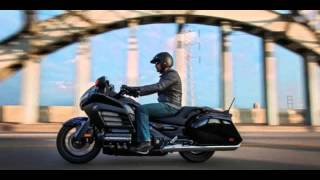 3. 2014 Honda Gold Wing F6b