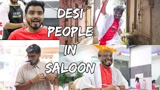 Video Desi People In Salon - Amit Bhadana MP3, 3GP, MP4, WEBM, AVI, FLV Oktober 2017