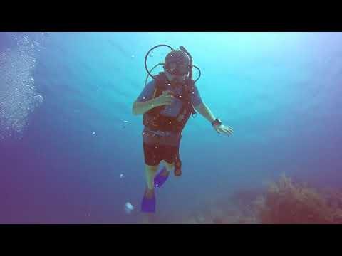 Scuba Diving - Grand Turk - 12 July 2018_Búvárkodás