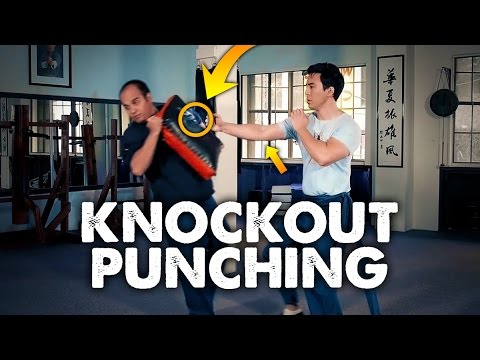 The Power of Wing Chun | Knockout Punching (Ep 7) (видео)