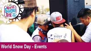 FIS World Snow Day Peru