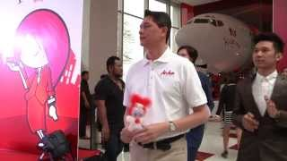 Video AirAsia Kidzania Bangkok Inaugural Flight MP3, 3GP, MP4, WEBM, AVI, FLV Juni 2018