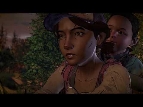Silent Javier/Clementine Playthrough - The Walking Dead Season 3 [Ties That Bind]  (part 4)