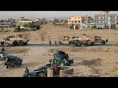 Αφγανιστάν: Νατοϊκές χερσαίες δυνάμεις για την ανακατάληψη της Κουντούζ από τους Ταλιμπάν
