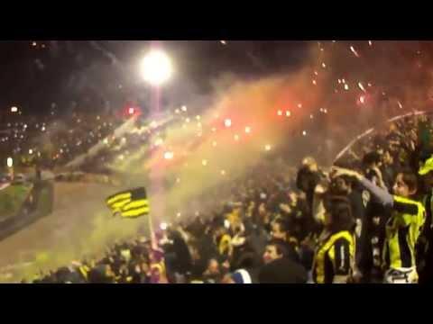 PEÑAROL vs Defensor Sp.   Final Uruguayo 2012-2013 [HD] - Barra Amsterdam - Peñarol