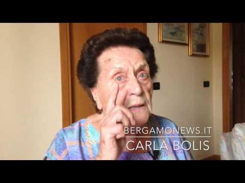 Carla, la piccola partigiana, compie 90 anni