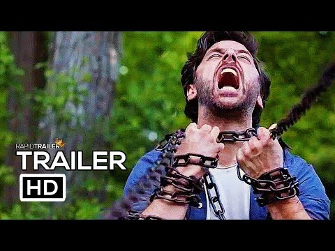NO ESCAPE ROOM Official Trailer (2018) Horror Movie HD
