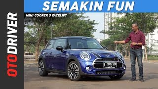 Video Mini Cooper S 2018 Review Indonesia | OtoDriver MP3, 3GP, MP4, WEBM, AVI, FLV September 2018