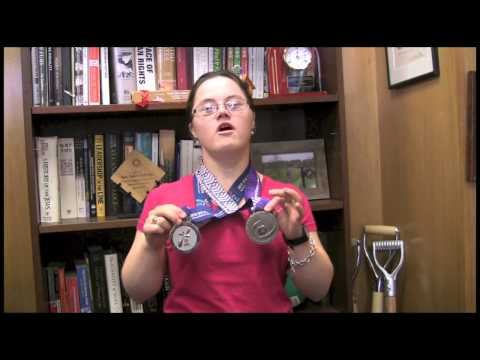 Watch video Down Syndrome: What is a champion?