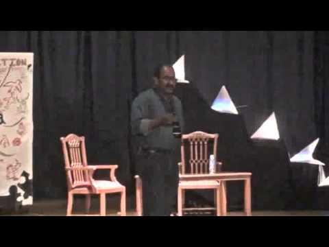 TEDxBITSGoa - Partho Bhowmik - Teaching The Blind To See