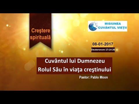 Кавантал лы Дамнезеа си ролал Саа ин вята крестиналы - Пастор Пабло Mоон