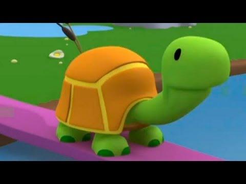 Мультики Детям - Мусти - Спасение Черепахи (видео)