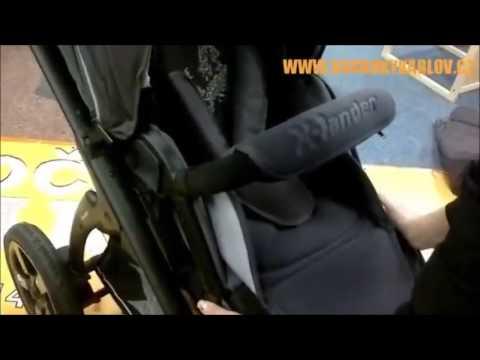 Коляска X-Lander X-Move 12 - Новая коляска