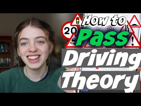 I learned all my driving theory in a few days... & somehow passed! // My Experience & Advice 2018