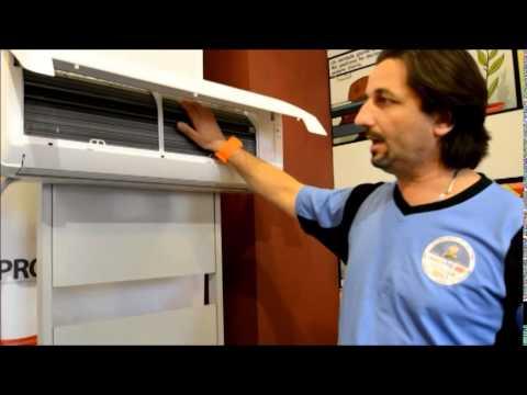 Condizionatore Inverter: come funziona