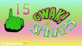 [Ep#15] Gwak&Shnaps